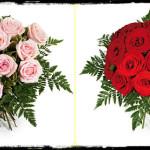 Sorteo dos ramos de Interflora y el día de San Valentín