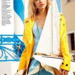 Sailor Inspiration – ELLE Italy May 13