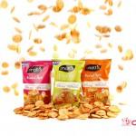Snatt's Natuchips, el nuevo snack
