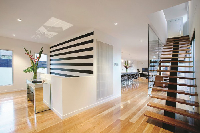 Contemporary house deco