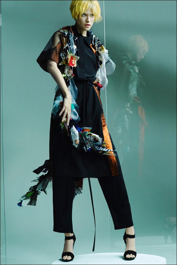 Editorial de moda Vogue Korea