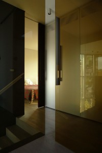 contemporary house in Italy deco post