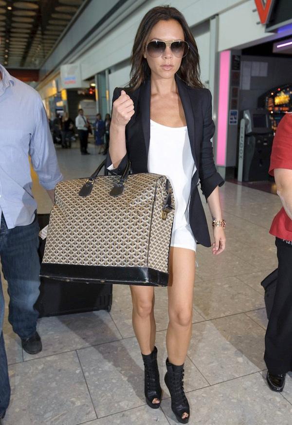 Booties Victoria Beckham