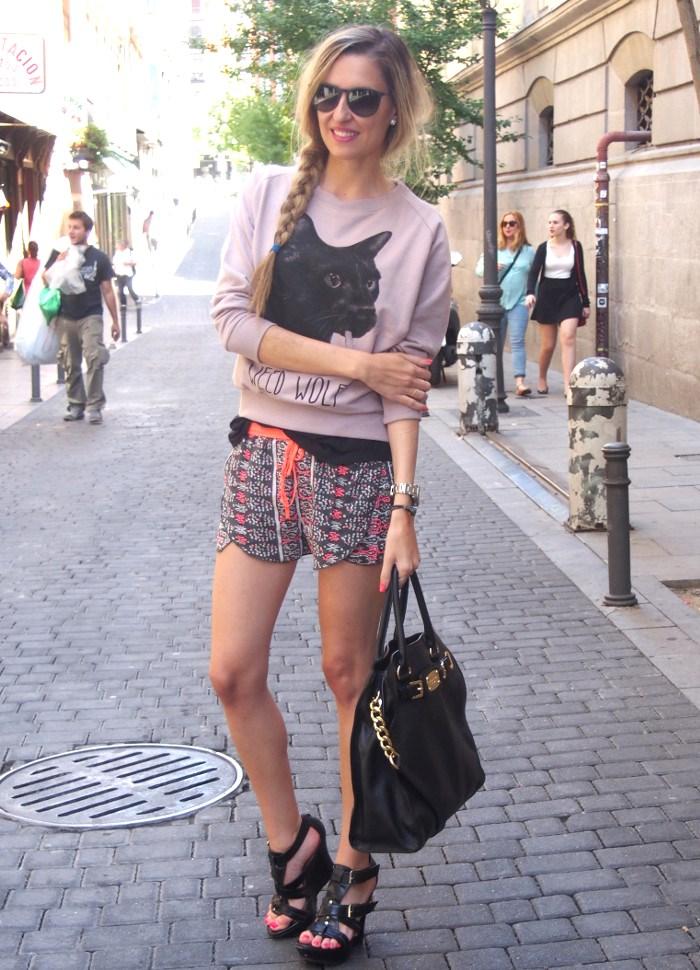 Running_Shorts_Eleven_Paris_Hoodie_Michael_Kors_Bag_Ray_Ban_Pura_Lopez_Lara_Martin_Gilarranz_Bymyheels