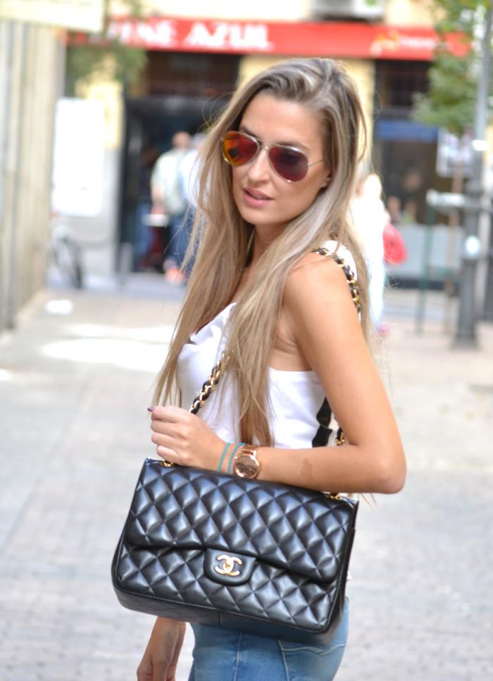 Eleven_Paris_T-shirt_2.55_Chanel_Salsa_Blenders_Lara_Martin_Gilarranz_Unisex_Shoes_Bymyheels (2)