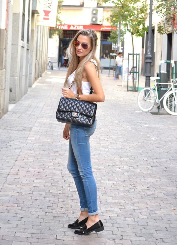 Eleven_Paris_T-shirt_2.55_Chanel_Salsa_Blenders_Lara_Martin_Gilarranz_Unisex_Shoes_Bymyheels (3)