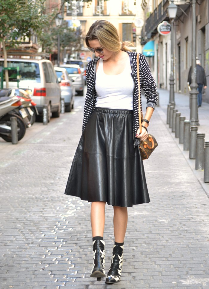 Mulaya_Leather_Skirt_Boots_Zara_Hiip_Madrid_Speedy_Louis_Vuitton_Miu_Miu_Lara_Martin_Gilarranz_Bymyheels (5)