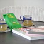 Café Verde con jengibre