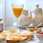 Desayuno saludable ideal