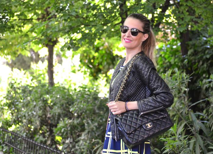 Versace_Heels_Fluor_Letaher_Jacket_Dress_Lara_Martin_Gilarranz_Bymyheels_ (5)