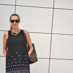 Caftan, shorts and stilettos – New Trend