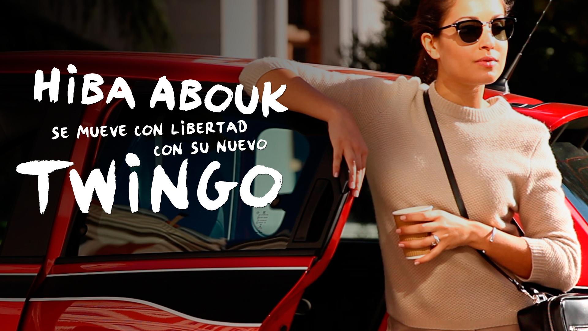 Hiba_Abouk_Se_Mueve_Nuevo_Renault_Twingo_Bymyheels