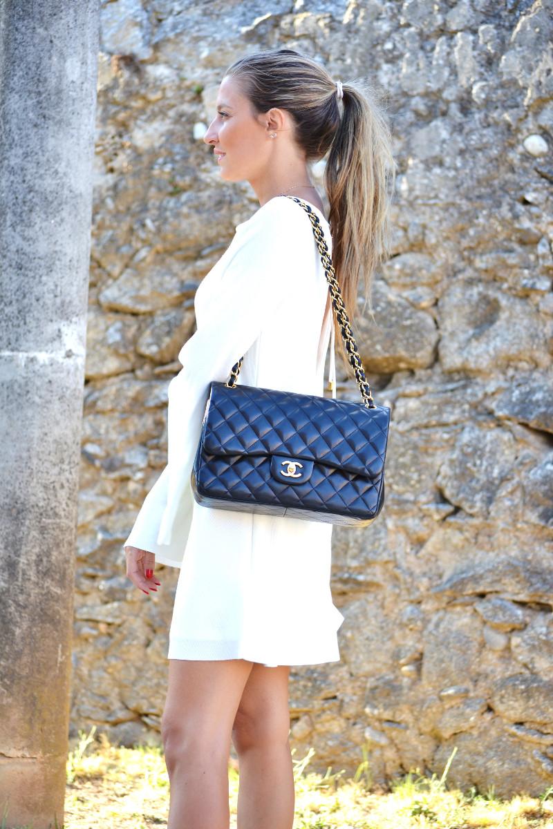 White_Dress_Back_Fluor_Versace_Jumbo_Chanel_Lara_Martin_Gilarranz_Bymyheels (6)