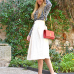 White Skirt and hat – Paradores