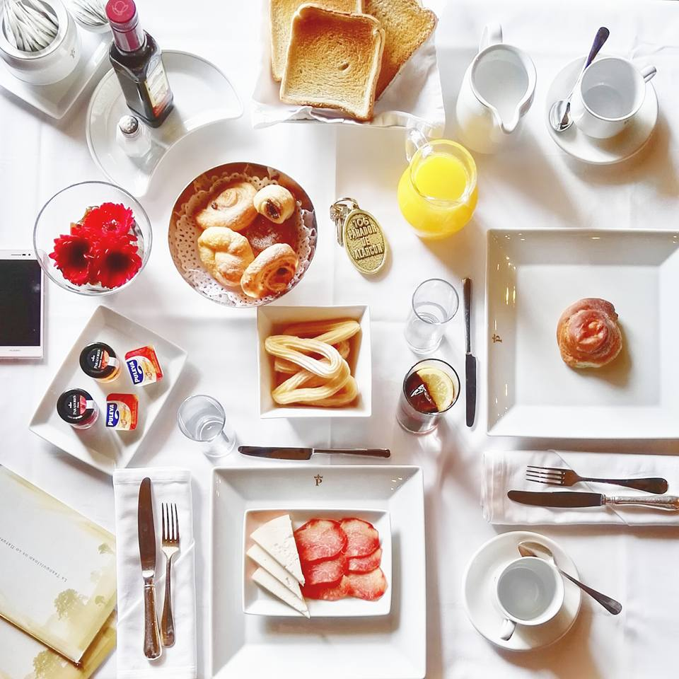 Desayuno_Paradores