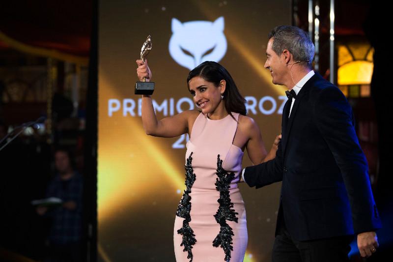 Premios Feroz 2016. Antigua Estacion del Norte Principe Pio. Madrid. Madrid. Espana. 19-01-2016. Fotografo: Gonzalo Arroyo