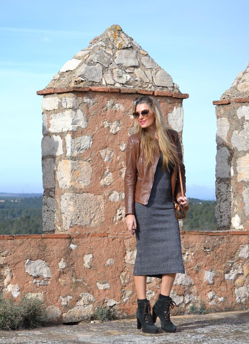 Leather_Jacket_Salsa_Venca_Dress_alpe_Booties_Louis_Vuitton_Lara_Martin_Gilarranz_Bymyheels (4)