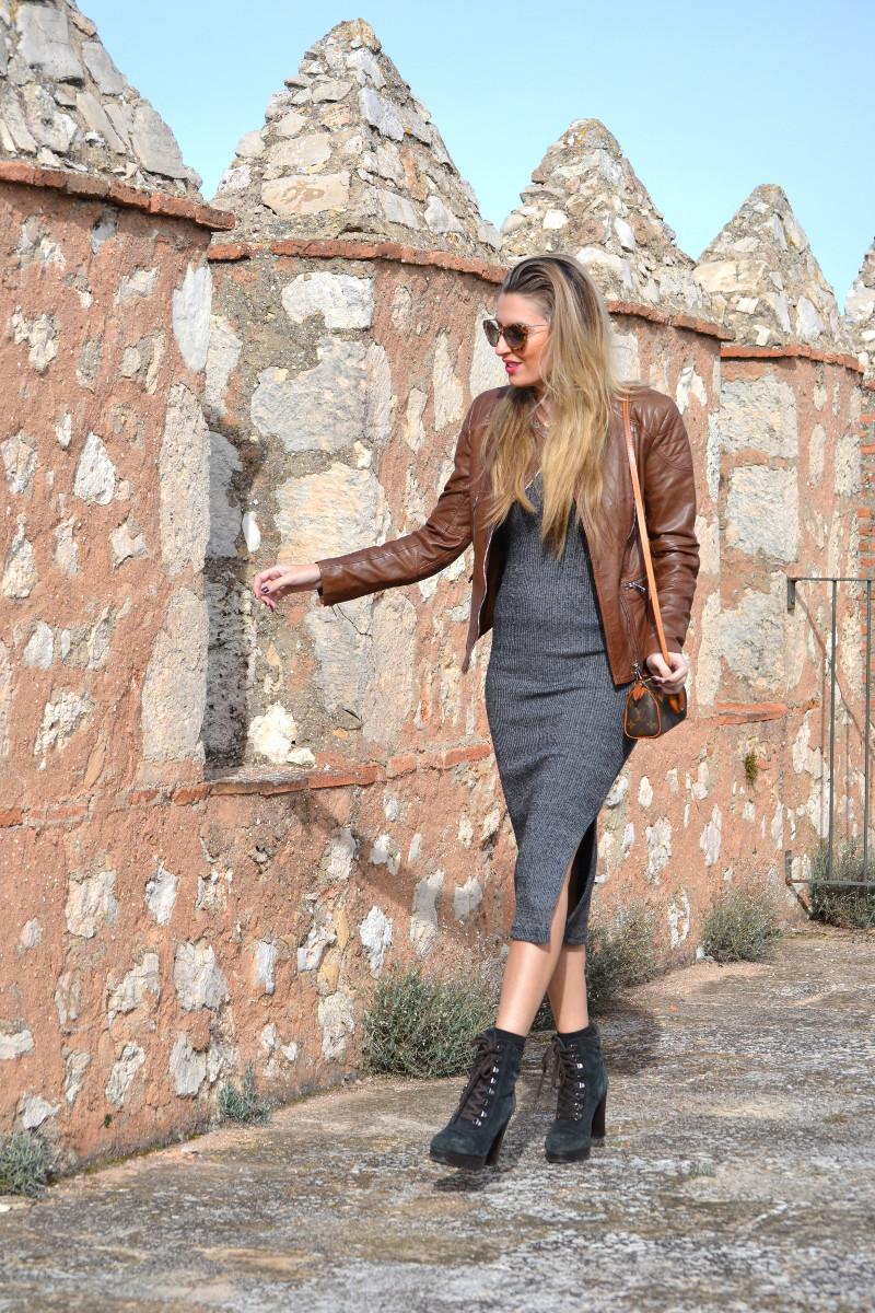 Leather_Jacket_Salsa_Venca_Dress_alpe_Booties_Louis_Vuitton_Lara_Martin_Gilarranz_Bymyheels (7)