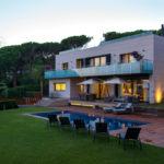 Villa de diseño en Maresme