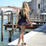 Sightseeeing in Venice